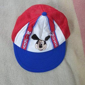 1982 Disney Mickey Mouse Hat Toddler
